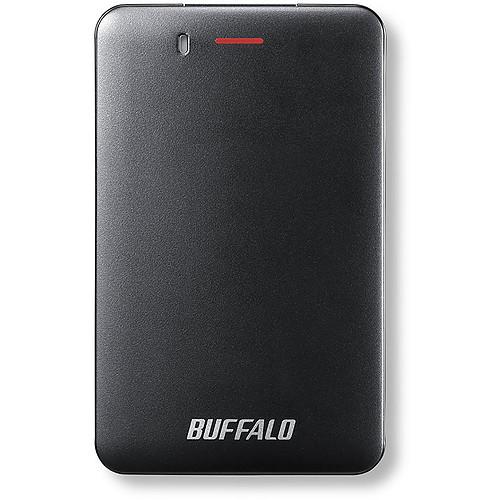 Buffalo MiniStation SSD 120 Go - Noir pas cher