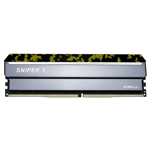 G.Skill Sniper X Series 64 Go (4x 16 Go) DDR4 3600 MHz CL19 pas cher