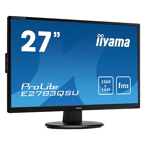 """iiyama 27"""" LED - E2783QSU-B1 pas cher"""