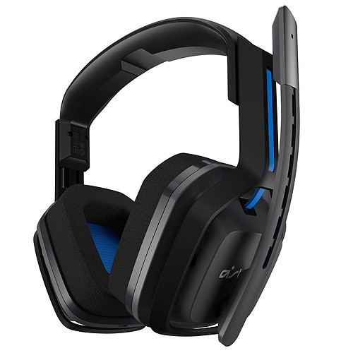 Astro A20 Wireless Gris/Bleu (PC/Mac/PlayStation 4) pas cher