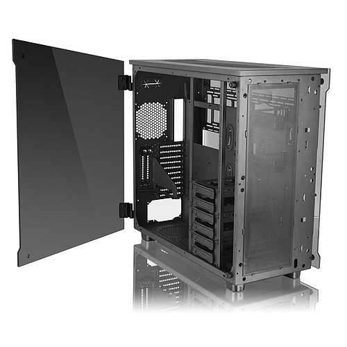 Thermaltake View 91 Tempered Glass RGB Edition pas cher