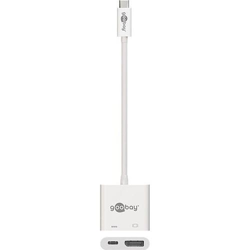 Goobay Adaptateur USB-C / DisplayPort (M/F) pas cher