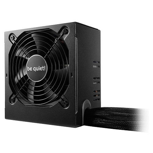 be quiet! System Power 9 500W 80PLUS Bronze pas cher