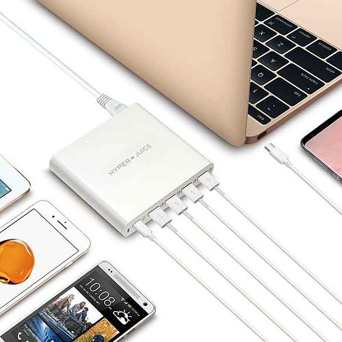HyperJuice 80W USB-C Charger pas cher