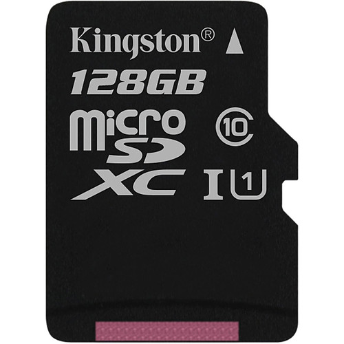 Kingston Canvas Select SDCS/128GBSP pas cher