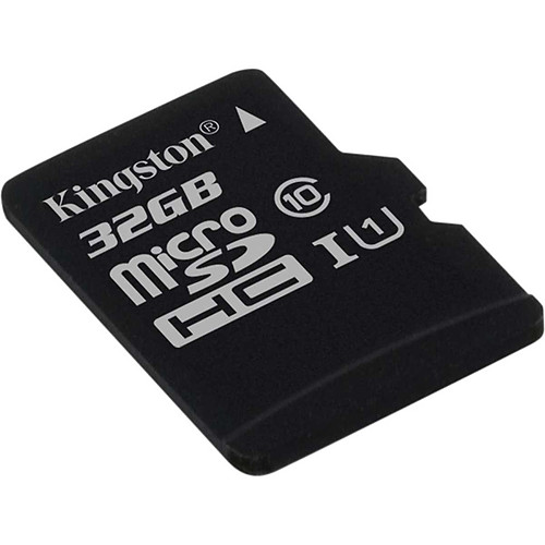 Kingston Canvas Select SDCS/32GBSP pas cher