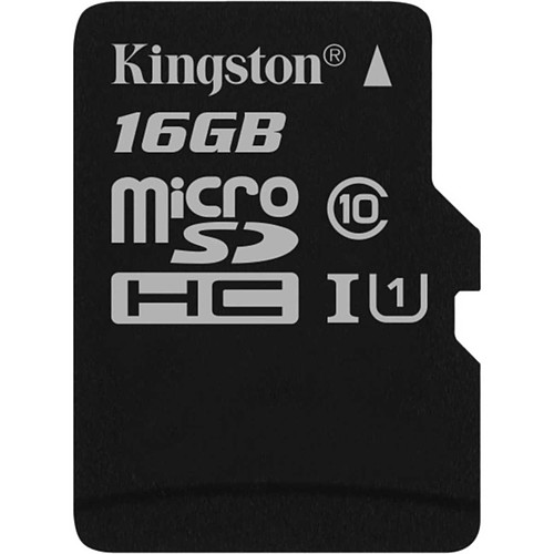 Kingston Canvas Select SDCS/16GBSP pas cher