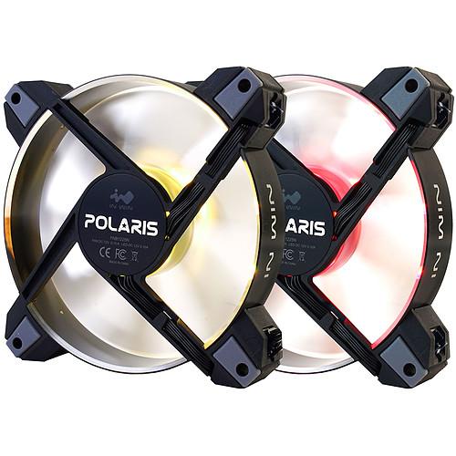 IN WIN Polaris RGB Twin Pack Aluminium pas cher
