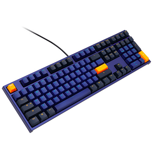 Ducky Channel One 2 Horizon (Cherry MX Speed Silver) pas cher