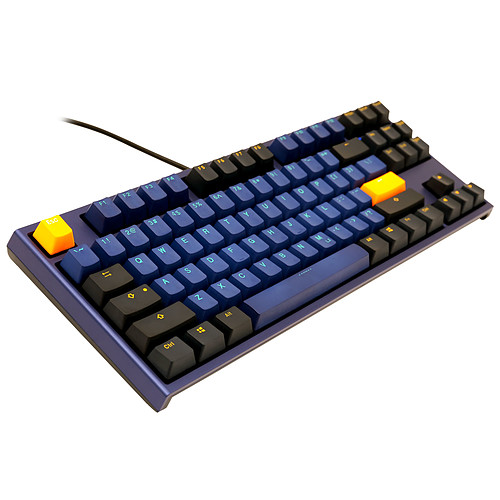 Ducky Channel One 2 TKL Horizon (Cherry MX Blue) pas cher