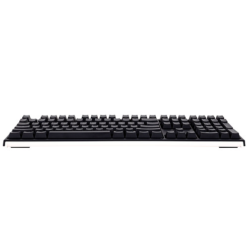 Ducky Channel One 2 Backlit (coloris noir - Cherry MX Speed Silver - LEDs blanches) pas cher