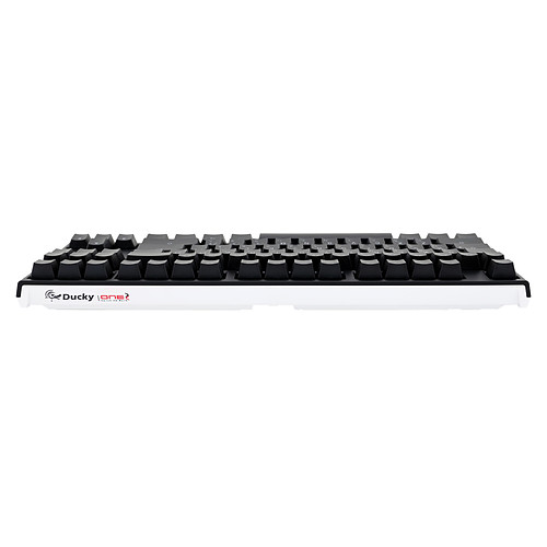 Ducky Channel One 2 TKL Backlit (Cherry MX Red) pas cher
