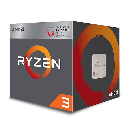 AMD Ryzen 3 2200G Wraith Stealth Edition (3.5 GHz) avec mise à jour BIOS pas cher