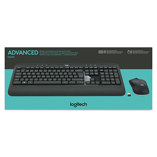 Logitech MK540 Advanced pas cher
