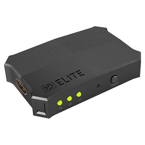 HDElite PowerHD TurboHD Switch 3 ports pas cher