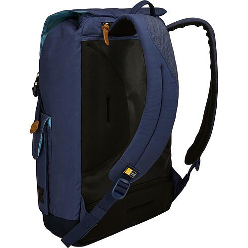 Case Logic Lodo Backpack Large (bleu) pas cher