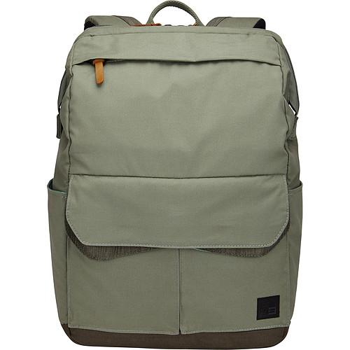 Case Logic Lodo Backpack Medium (vert) pas cher