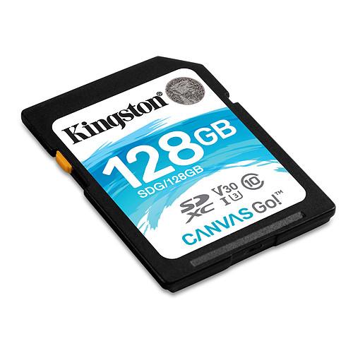 Kingston Canvas Go! SDG/128GB pas cher