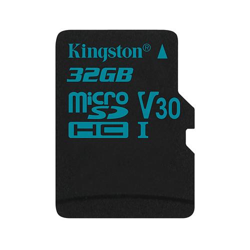 Kingston Canvas Go! SDCG2/32GBSP pas cher