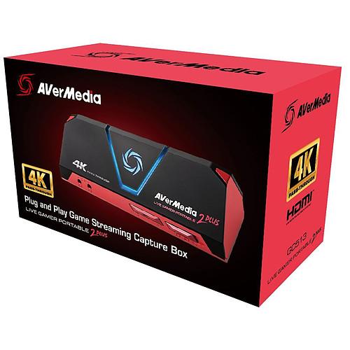 AVerMedia Live Gamer Portable 2 Plus pas cher