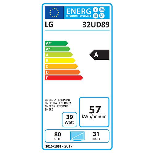 "LG 32"" LED 32UD89 pas cher"