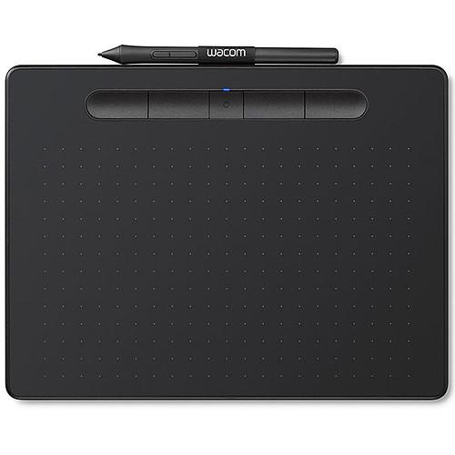Wacom Intuos M avec Bluetooth Noir pas cher
