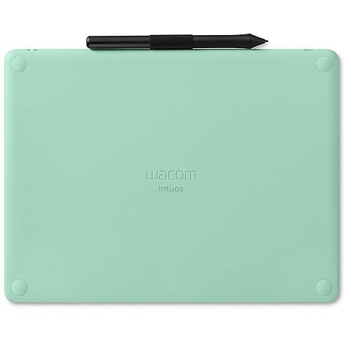 Wacom Intuos M avec Bluetooth Pistache pas cher