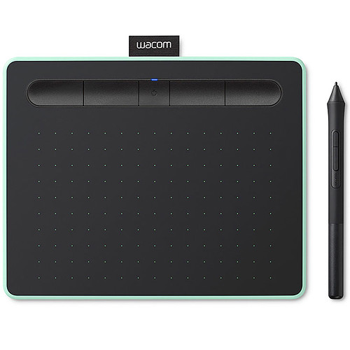 Wacom Intuos S avec Bluetooth Pistache pas cher