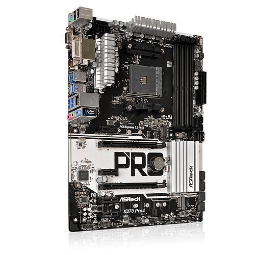 ASRock X370 Pro4 pas cher