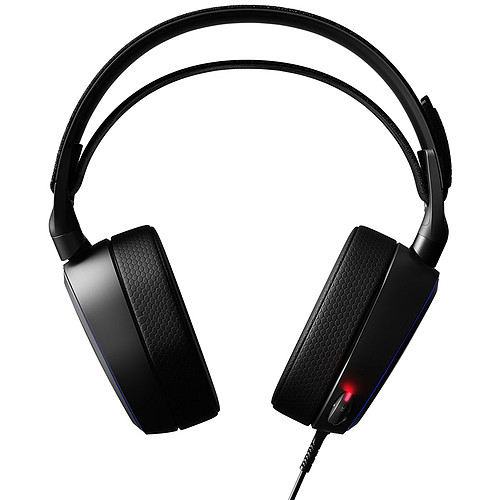 SteelSeries Arctis Pro + GameDAC Noir pas cher