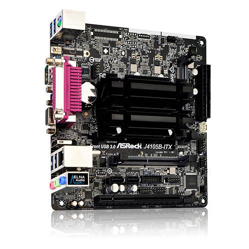 ASRock J4105B-ITX pas cher