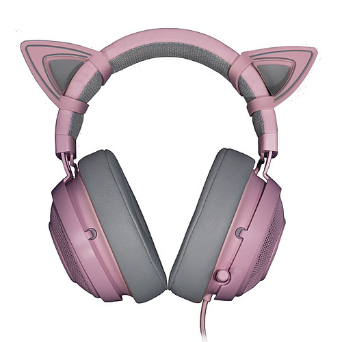 Razer Kitty Ears for Kraken (Quartz Edition) pas cher