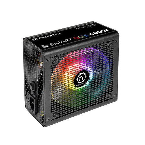 Thermaltake Smart RGB 600W pas cher