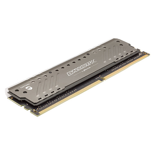 Ballistix Tactical Tracer RGB 16 Go (2 x 8 Go) DDR4 3200 MHz CL16 pas cher