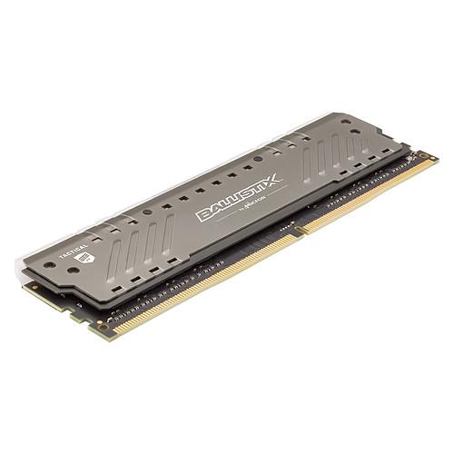 Ballistix Tactical Tracer RGB 16 Go (2 x 8 Go) DDR4 3000 MHz CL15 pas cher