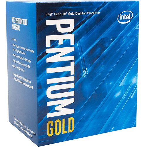 Intel Pentium Gold G5420 (3.8 GHz) pas cher