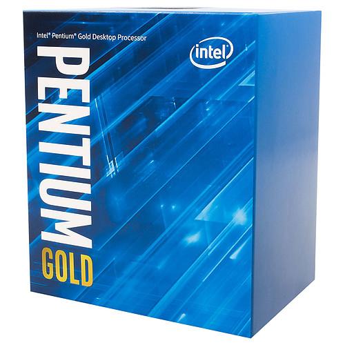 Intel Pentium Gold G5400 (3.7 GHz) pas cher