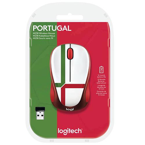 Logitech M238 Wireless Mouse Fan Collection Portugal pas cher