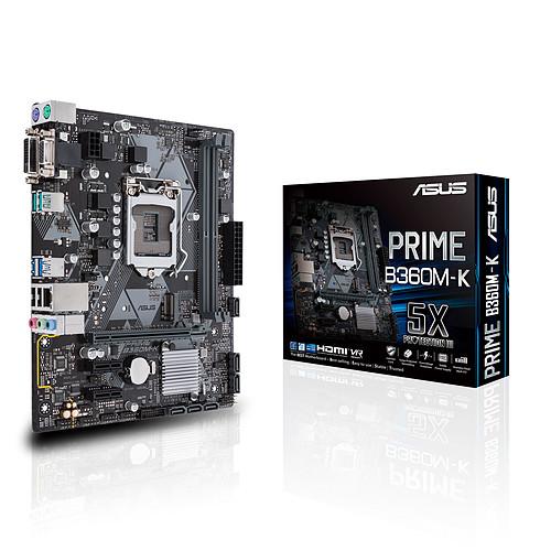 ASUS PRIME B360M-K pas cher