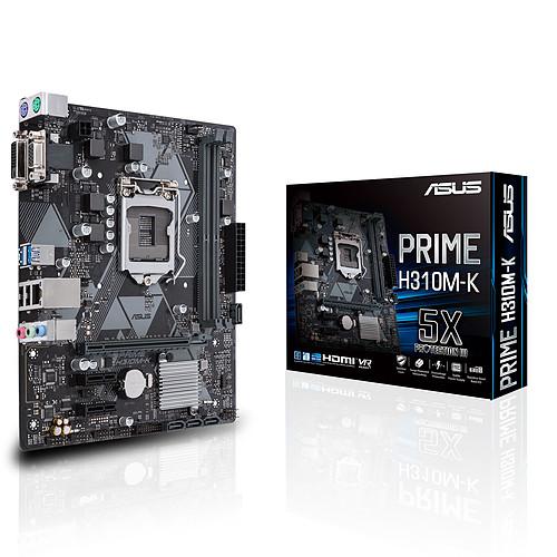 ASUS PRIME H310M-K pas cher