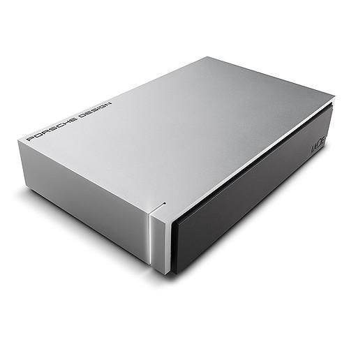 LaCie Porsche Design Desktop Drive 4 To (USB 3.0) pas cher
