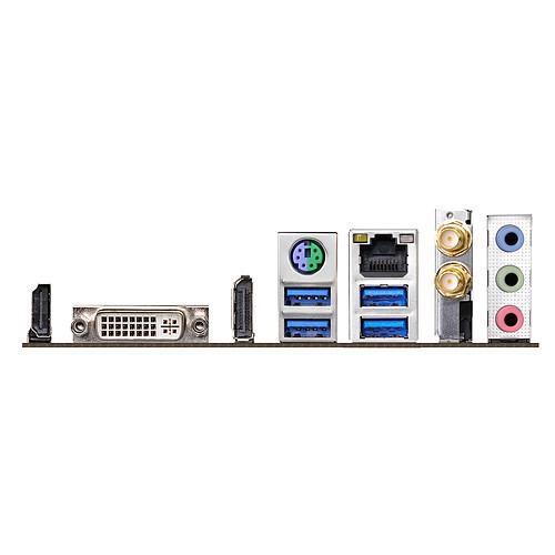 ASRock B360M-ITX/AC pas cher