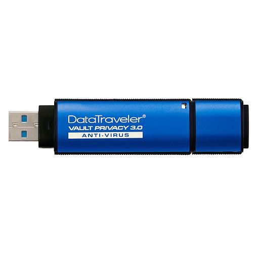 Kingston DataTraveler Vault Privacy 3.0 Anti-Virus 8 Go pas cher