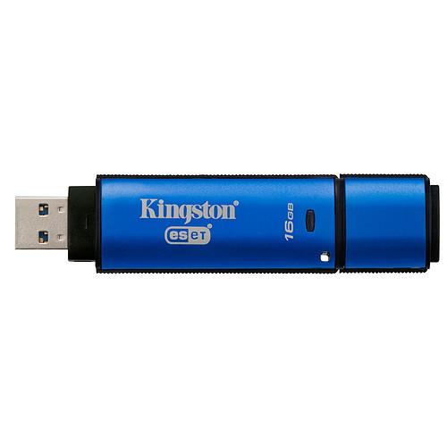 Kingston DataTraveler Vault Privacy 3.0 Anti-Virus 16 Go pas cher