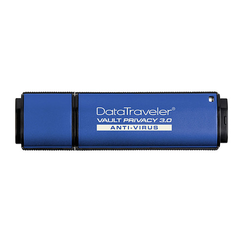 Kingston DataTraveler Vault Privacy 3.0 Anti-Virus 32 Go pas cher
