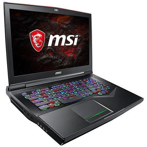 MSI GT75 8RG-015FR Titan pas cher