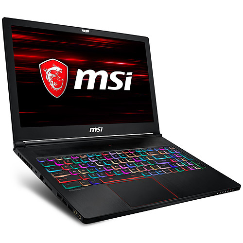 MSI GS63 8RE-002XFR Stealth pas cher