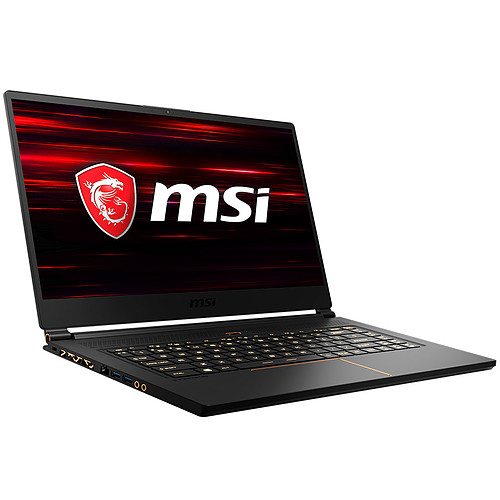 MSI Stealth Thin GS65 8RE-400FR pas cher