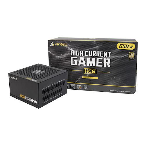 Antec HCG650 Gold pas cher