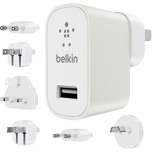 Belkin Kit de voyage international (F8M967btWHT) pas cher